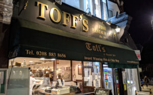 toffs muswell hill london