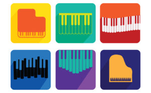 how to buy a piano keyboard